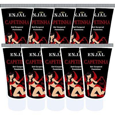 Capetinha Super Excitante Feminino - 15 ml - 10 Un