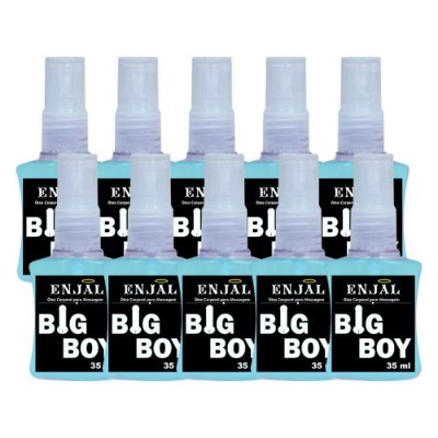 Big Boy Aumento Peniano Instantâneo - 35 ml - 10 Un