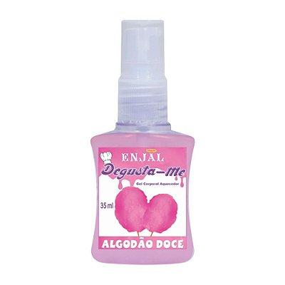 Gel Aquecedor Beijável - Algodão Doce - 35 ml