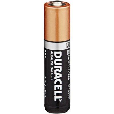 Pilhas AAA Palito p/ Viradores - Duracell 2 Un