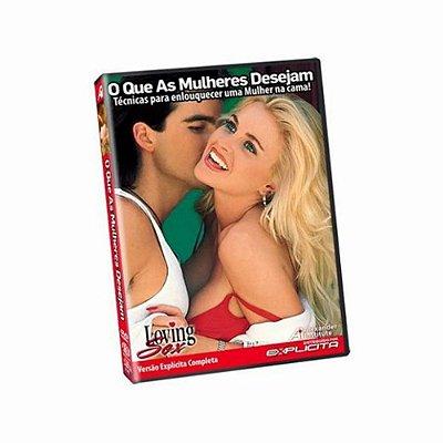 O Que as Mulheres Desejam - DVD Educativo