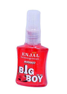 Big Boy 2 em 1 Gel de Aumento Peniano e Sexo Oral
