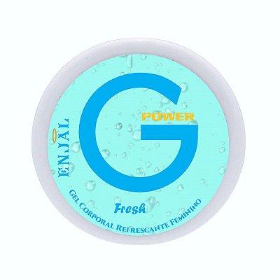 Gel Refrescante Estimulador do Prazer Feminino G Power 7g - Enjal