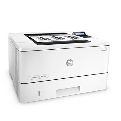 M402N - Impressora Laser Mono HP C5F93A Imprime 40ppm