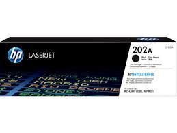 CF500A - Toner original JetIntelligence HP 202A Preta 1.400Paginas aproximadamente em texto