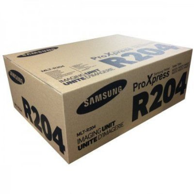MLT-R204  Cilindro Original Samsung MLTR204 Preto 30.000Páginas aproximadamente em texto