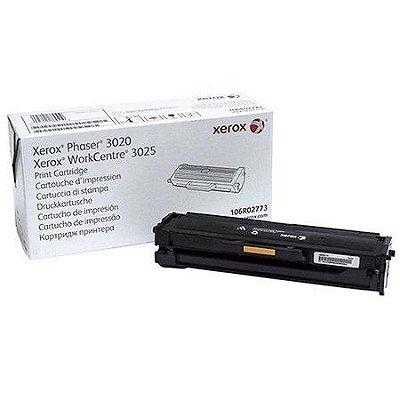 106R02773 - Toner Original Xerox Workcentre - Rendimento 1.500Paginas aproximadamente