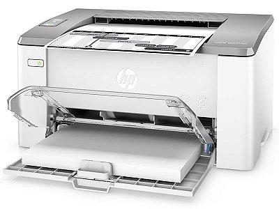 M106W - Impressora HP LaserJet Laser G3Q39A, 23ppm, formato A4, Porta Wifi e Usb