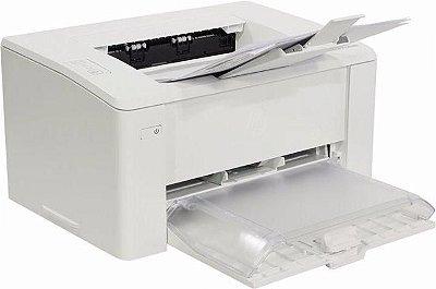 M102W G3Q35A - Impressora HP Laser Mono  - 22PPM e Rede sem fio  - Relacionados 17A 19A CF217A CF219A