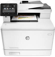 M477FNW - Multifuncional Laser Color HP Pro CF377A MFP - Impressora, Copiadora, Scanner, Fax e Wifi