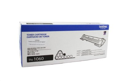 TN-1060 - Toner Original Brother TN1060 Preto Autonomia 1.000 Paginas
