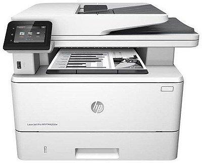 M426DW - Multifuncional Laser Mono HP F6W13A  Impressora, Copiadora e Scanner