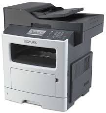 MX517DE - Multifuncional Laser Mono Lexmark - Relacionados 51B4000 51B4H00 50F0Z00 500Z