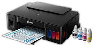 G1100 - Multifuncional Tanque de Tinta Canon Pixma - Impressora, Copiadora e Scanner Wifi - Garrafas GI-190BK GI-190C GI-190M GI-190Y GI190BK GI190C GI190M GI190Y