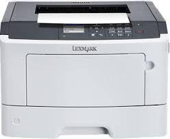 MS415DN - Impressora Laser Mono Lexmark MS415 40ppm - Duplex automatico e Rede