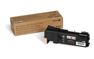 Original Toner Xerox 106R01604 Preto