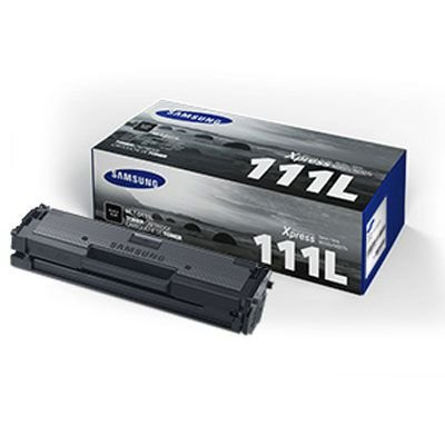 MLT-D111L - Toner Original Samsung MLTD111L Preto 1.800Páginas - Relacionados SL-M2020W SL-M2070W SL-M2070FW