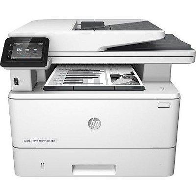 M426FDW - Multifuncional Laser Mono HP F6W15A Impressora, Copiadora e Scanner