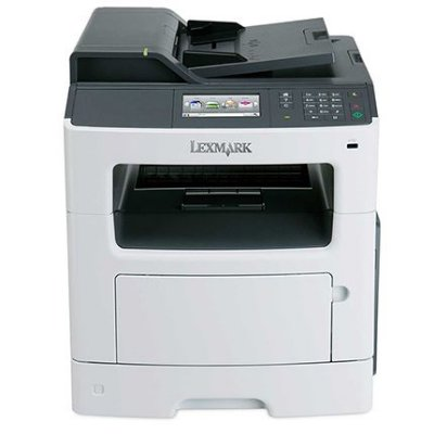 MX410DE - Multifuncional Laser Mono Lexmark - Suprimento 60FBH00 60BH 604H 60F4000 50F0Z00 50F0ZA0