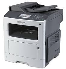 MX417DE - Multifuncional Laser Mono Lexmark MX-417DE - Relacionados 51B4000 51B4H00 50F0Z00 500Z 50F0ZA0 500ZA