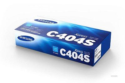 CLT-C404S - Toner Original Samsung CLTC404S Azul 1.000Páginas aproximadamente em texto