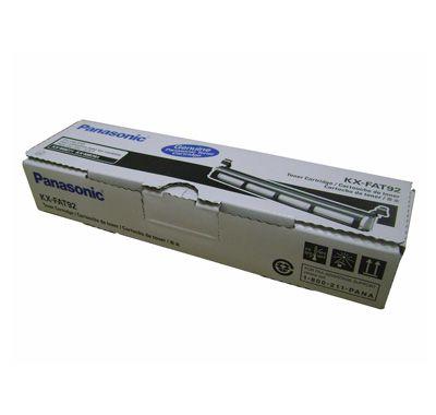 KX-FAT92A - Toner Original Panasonic KXFAT92A Preto Autonomia 2.000Páginas
