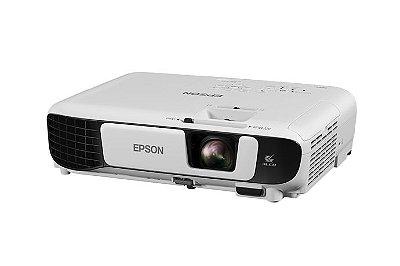 X41+ - Projetor Epson Powerlite V11H843021 3600 lumens