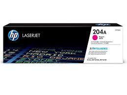 CF513A - Toner Original JetIntelligence HP 204A Magenta 900Paginas aproximadamente em texto