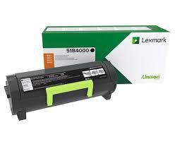 51B4000 - Toner Original Lexmark - Autonomia para 2.500Paginas