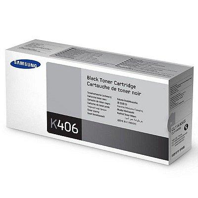 CLT-K406S - Toner Original Samsung CLTK406S Preto 1.500Páginas