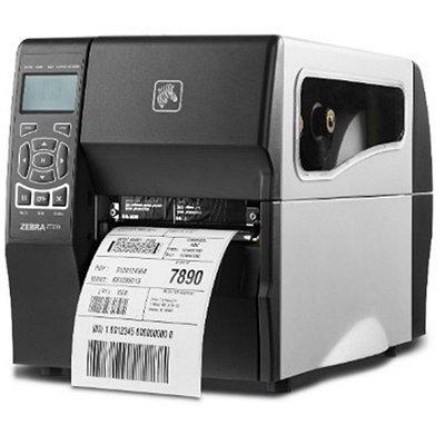 ZT230 - Impressora de Etiqueta Térmica ZEBRA ZT23042-T0A000FZ USB/ SERIAL