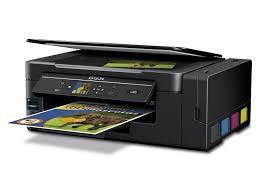 L495 - Multifuncional Tanque de Tintas Ecotank  Epson - Imprime, Copia e Scannea