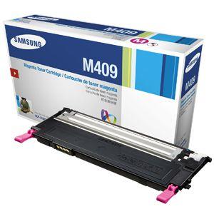 CLT-M409S - Toner Original Samsung CLTM409S Magenta 1.000Paginas aproximadamente em texto