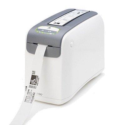 HC100 - Impressora de Pulseira Zebra HC100-300A-1000 300dpi Usb e Serial