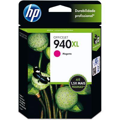 940XL - Cartucho de tinta HP C4908AB Magenta 20ml