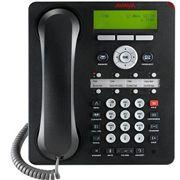 Avaya Aparelho Telefonico IP (1608-I), Icone somente, Display 3x24, 2x portas 10/100Mbps, PoE