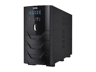 2200VA - Nobreak Senoidal Interactive SMS(27850)ATRIUM 2200VA / 2200W Eentrada Bivolt Saida 115V 8 Tomadas + Bornes