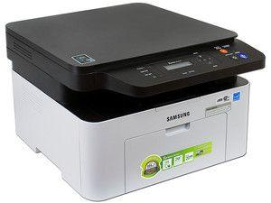 M2070W - Multifuncional Laser Monocromática Samsung  SL-M2070W Imprime 20ppm, Impressora, Copiadora e Scanner