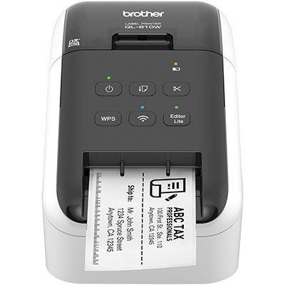 QL810W  - Impressora Témica de Etiquetas Brother QL-810W