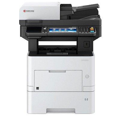 M3655IDN - Multifuncional Laser Mono Ecosys M-3655IDN Kyocera - Imprime, Copia, Scannea, Fax, Duplex e Rede