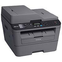 MFC-L2700DW - Multifuncional Laser Mono BROTHER MFCL2700DW -  Imprime 26PPM  Imprime Copia Scannea e  funciona em Rede