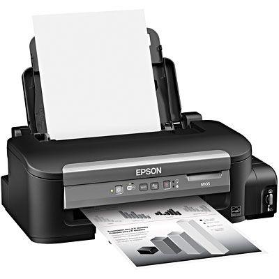M105 - Multifuncional Epson Impressao em Monocromatica Tanque de Tinta M205 com Wi-Fi
