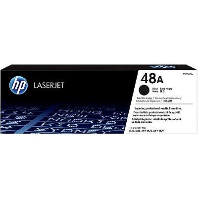 Toner HP CF248A 48A Preto