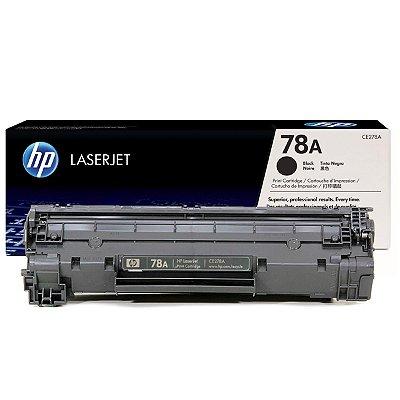 Toner HP CE278A 78A Preto