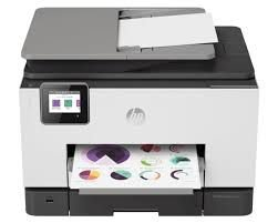 Pro 9020 Multifuncional Jato de Tinta HP OfficeJet