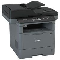 MFC-L5902DW - Multifuncional Laser Mono BROTHER - Impressora, Copiadora, Scanner, Fax, Duples e Wireless