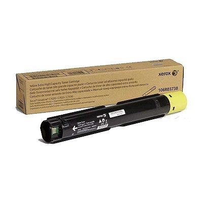 Original Toner Xerox 106R03746 Amarelo