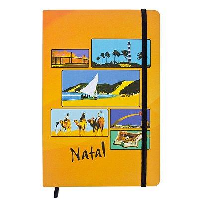 Caderno de anotações fotos - Natal