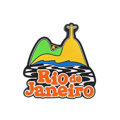 Imã de geladeira Rio Cristo - Rio de Janeiro