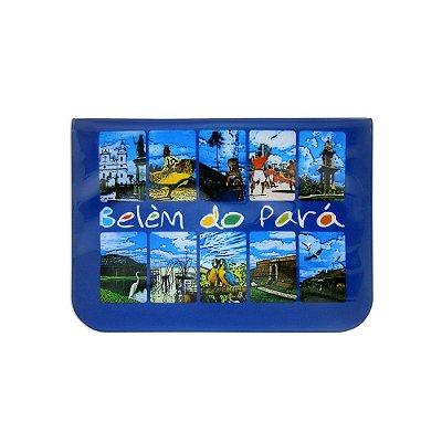 Porta-moedas pontos turisticos - Belém